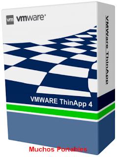 VMware Thinapp Enterprise Portable