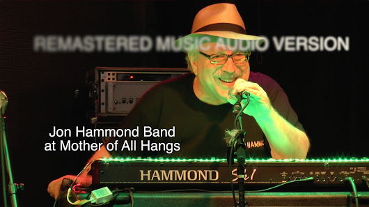 JON HAMMOND Band Radio & TV Show: Jon Hammond Show 0714