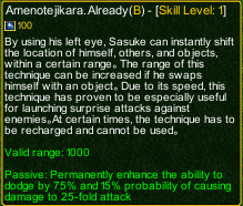 naruto castle defense 6.9 Last Sasuke Amenotejikara.Already detail
