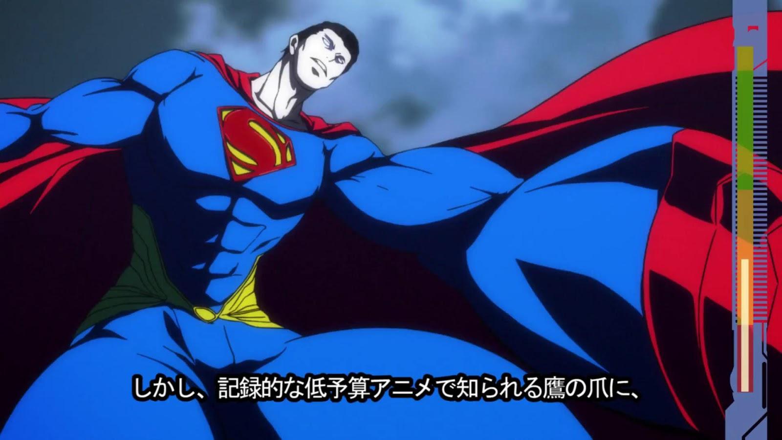 DC Super Heroes vs. Eagle Talon Comedy Anime Film Reveals  Batman, Harley Quinn And  Joker Voice Cast
