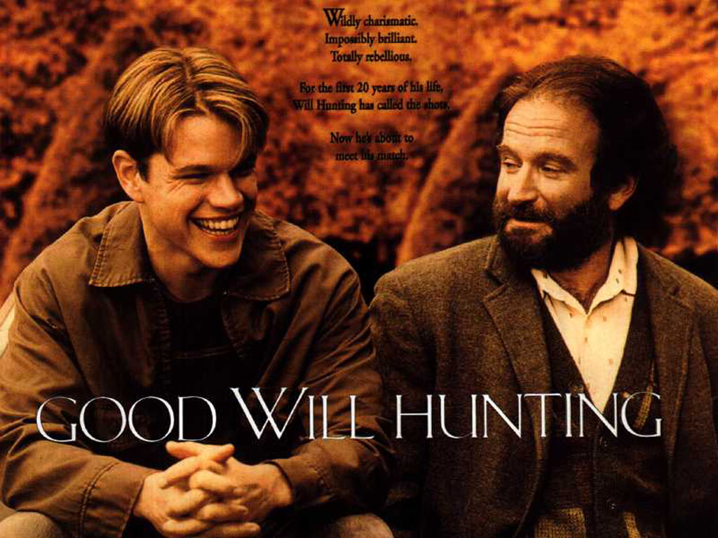 good will hunting and psychology Running head: good will hunting: a theoretical analysis and 1 good will hunting: a theoretical analysis and application of personality theories jacquelyn berke capella university theories of personality coun5214 dr cyndra pilkington good will hunting: a theoretical analysis and 2 abstract the study .
