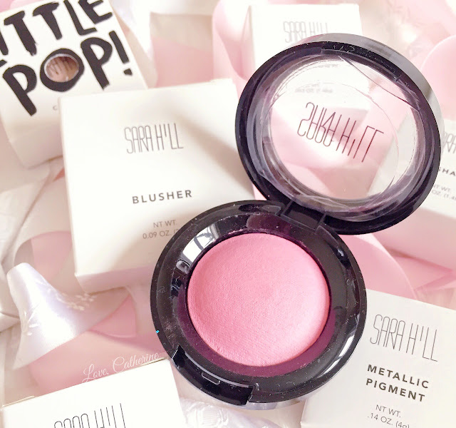 Sara Hill Makeup | Posey Blusher