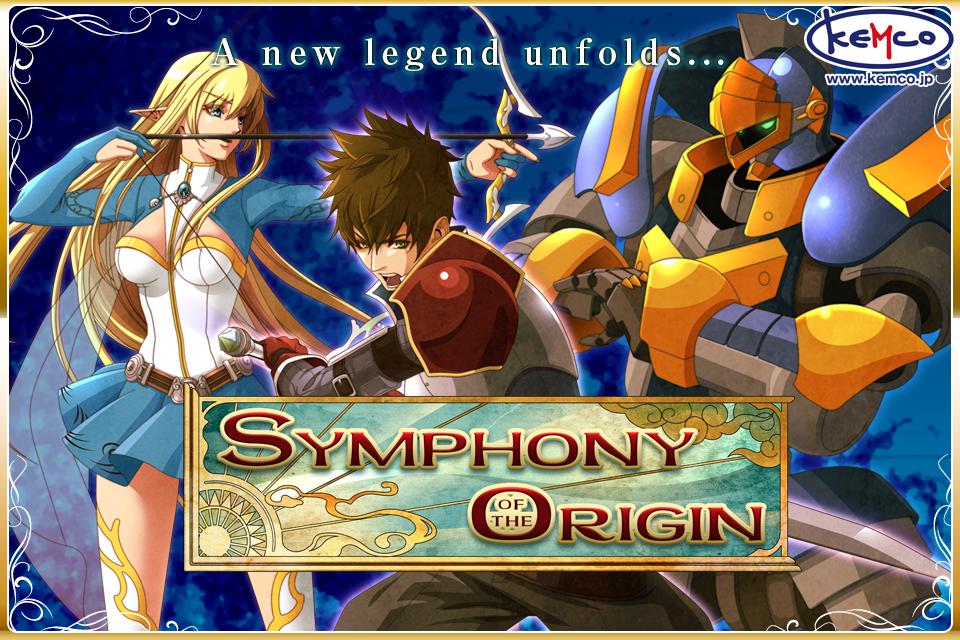 RPG Symphony Of The Origin Game Yang Sudah Terbilang Cukup Lengkap Sebagai Android Bergenre Petualangan Karena Ini Memiliki Fitur