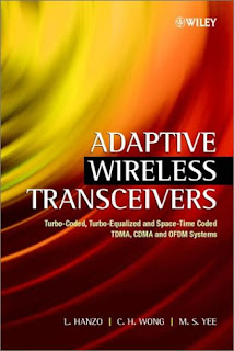 Download Adaptive Wireless Transceivers pdf book free