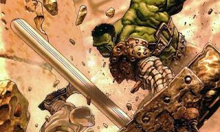 Planet Hulk Arc