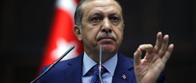 Έκτακτο: Ερντογάν: Είπα στον Τσίπρα το τζαμί στην Αθήνα να έχει μιναρέ