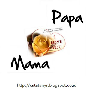 Asal Mula Adanya Panggilan Papa dan Mama