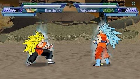 Dragon Ball Shin Battle Of Gods (PSP)