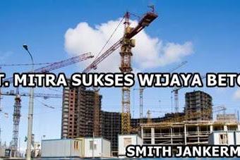 Lowongan Kerja Pekanbaru : PT. Mitra Sukses Wijaya Beton Oktober 2017
