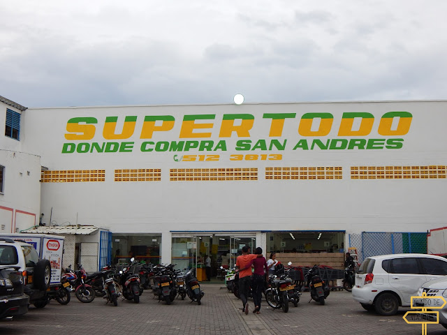 Supertodo supermercado San Andres