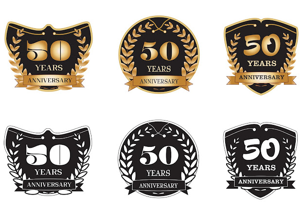 Years Anniversary Badges