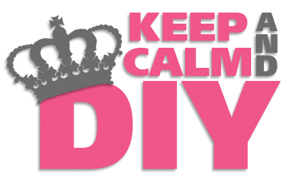 Keep Calm  Do It Yourself