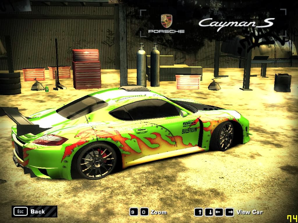 NFS Most Wanted: 2013
