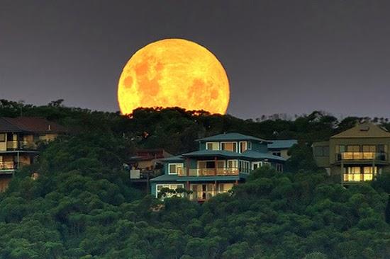 gambar bulan purnama