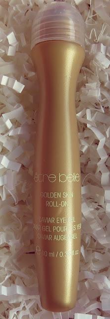 Etre Belle Cosmetics Golden Skin Roll-On Caviar Eye Gel