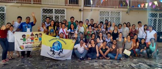 Arquidiocese de Goiânia acolhe Oestão da IAM e JM