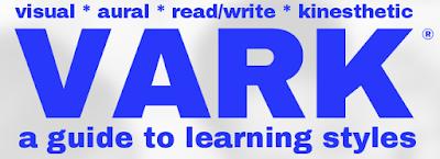Instrumen Tes Gaya Belajar VARK (Video, Aural, Read/Write, Kinestetik)