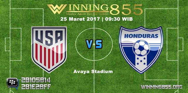 Prediksi Bola Amerika Serikat vs Honduras 25 Maret 2017