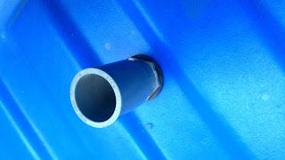 Lắp ren trong ren ngoài có đệm cao su