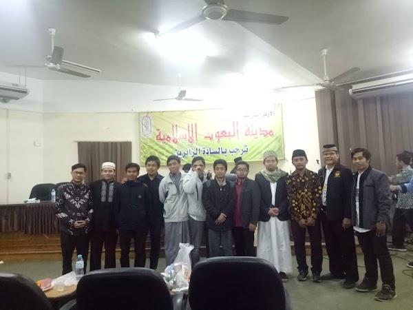 """Terpilih sebagai Ketua Forum """"Masisir Bu'uts"""", Nur Kholis: Ini untuk Memperkuat Solidaritas sebagai Keluarga di Bu'uts"""