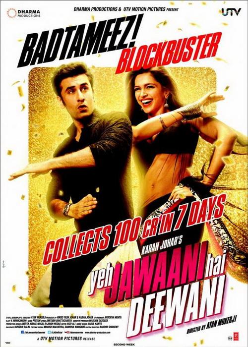 Yeh Jawaani Hai Deewani hindi movie full download torrent
