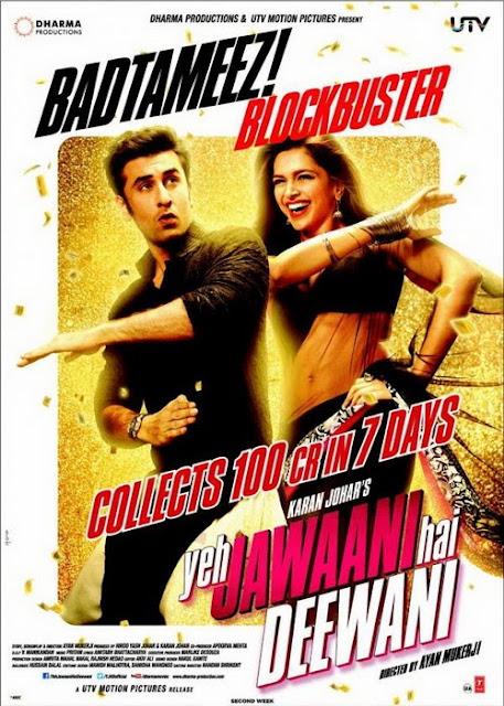 Downworld: Yeh Jawaani Hai Deewani 2013 Hindi DvDRip 720p