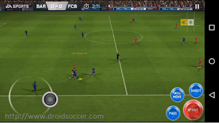 Download FIFA 14 v1.3.6 Mod 18 v2 by JOGRESS Apk + Obb