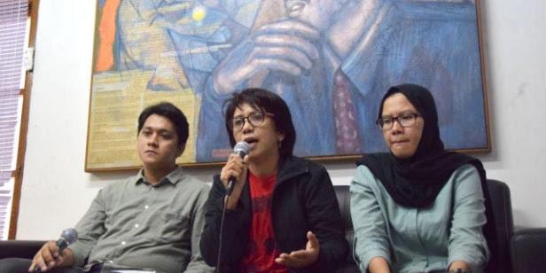 Kecewa, Istri Munir: Tiga tahun saja Jokowi gagal, mau milih lagi ogah