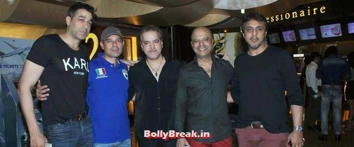 Rajat Bedi, Atul Agnihotri, Ravi Bahl, Naved Jafri, Celebs at 'Roar' Movie First Look Launch