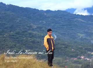 Lirik Lagu Indo' La Kawin Mo' Le