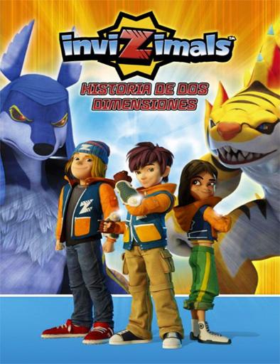 Ver Invizimals: Historia de dos dimensiones (2013) Online