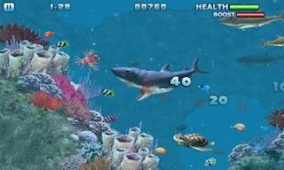 Download Hungry Shark World V1.6.0 MOD MOD Apk Terbaru Gratis