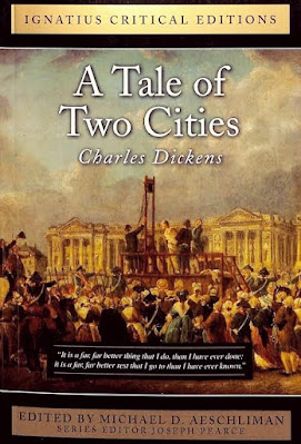 In A Tale of Two Cities Charles Dickens delineates the exploitation of poor by the aristocracy, and the subsequent fairy of the revolution who executed similar evil deeds to take revenge.