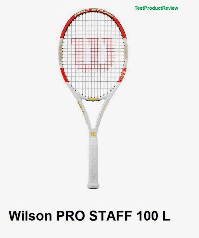 Lightweight performance with the all new Wilson PRO STAFF 100 L tennisracket