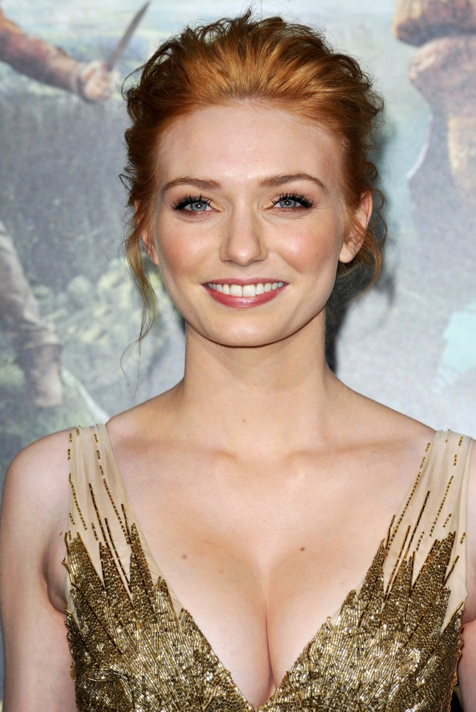 Celebrity Pics Eleanor Tomlinson-4750