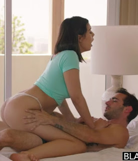 Blacked –  Violet Starr – It Was The Last Straw