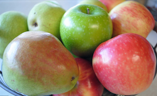 Apple And Pear Dessert