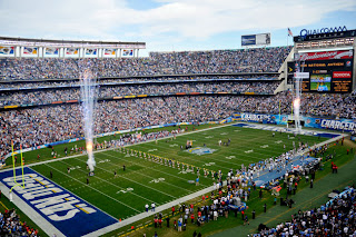 San Diego Chargers Luxury Suites For Sale, Single Game Rentals