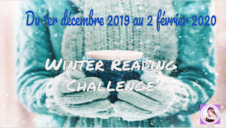 Winter Reading Challenge: édition 2019