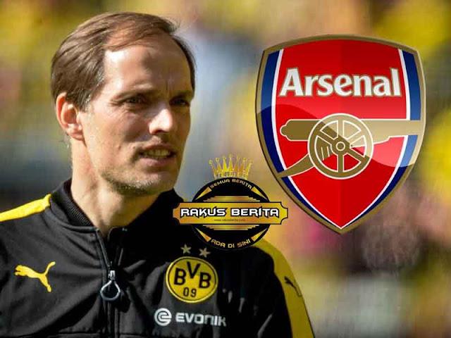 Tuchel Kian Dekat Dengan Arsenal