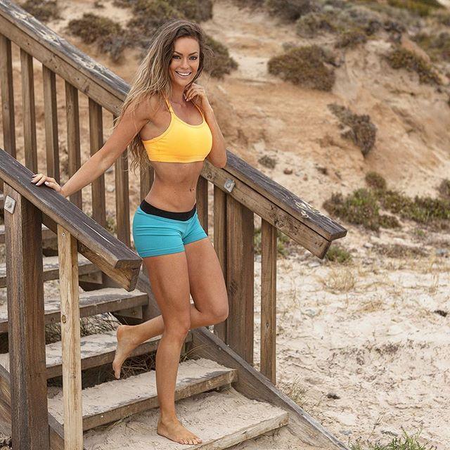 Australian Fitness Model Emily Skye