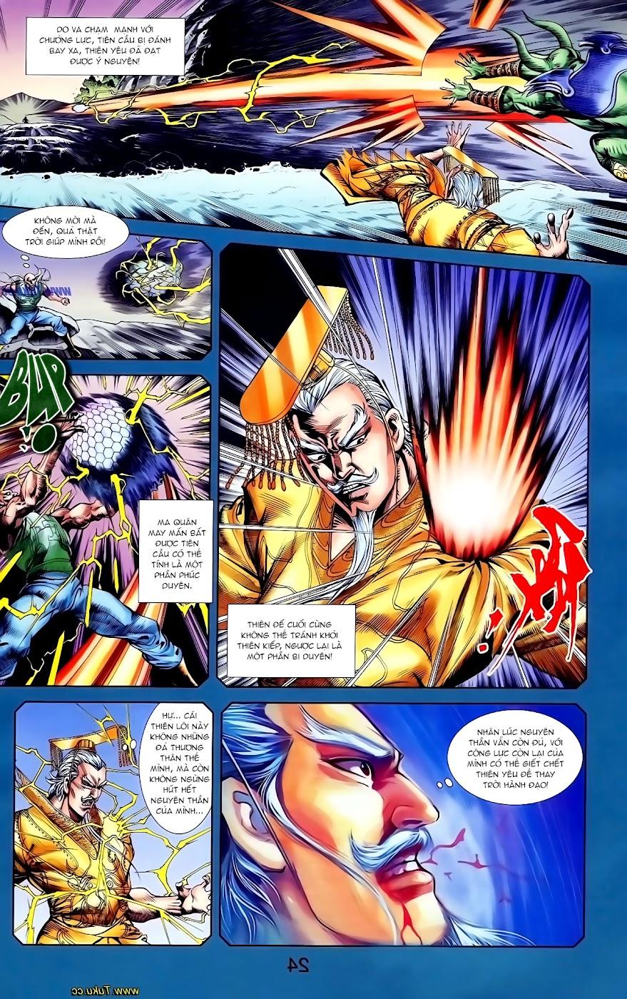 Cơ Phát Khai Chu Bản chapter 116 trang 11