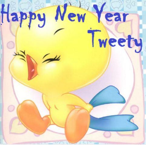 Happy New Year Kartun 78