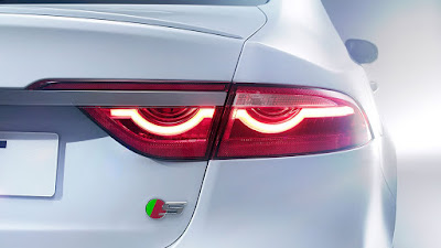 2016 Jaguar XF Led taillight