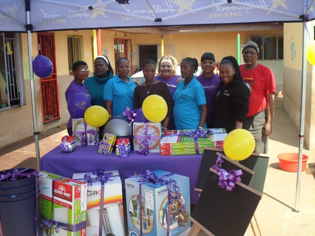 Leth'Ithemba Children's Home - Hollywoodbets Alberton - Donation