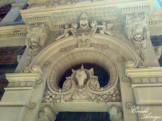 Real Casino de Murcia fachada calle Traperia