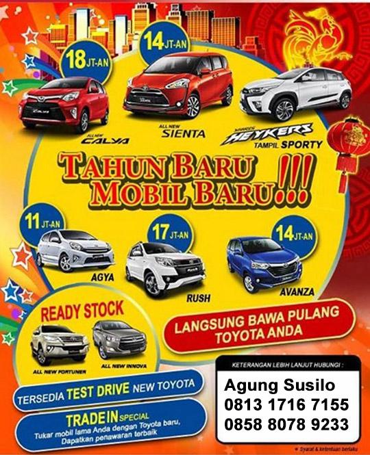 Promoo Toyota Jatiuwung Tangerang 2017