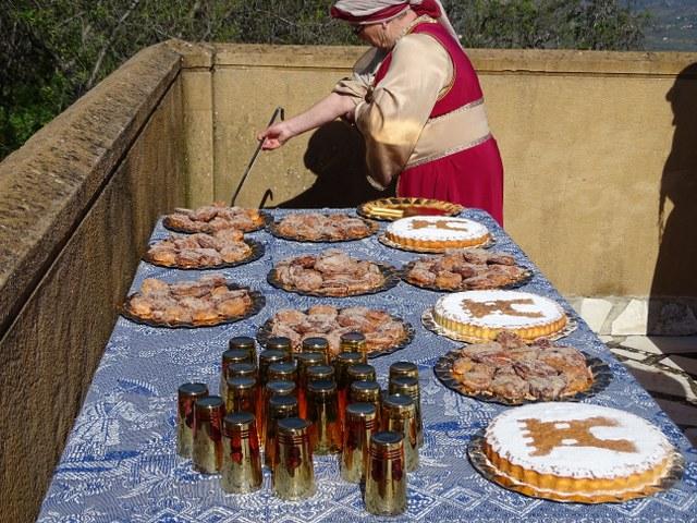 Dulces típicos Zahara de la Sierra
