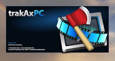 برنامج trakAx MovieExpress للأندرويد