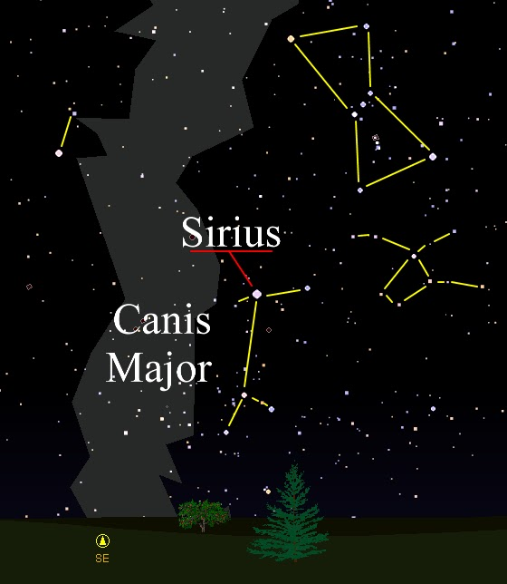 Star Sirius B Size - Pics about space